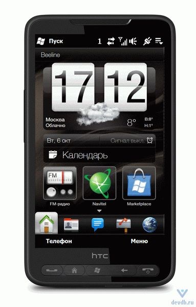 Htc hd2 t8585 прошивка android